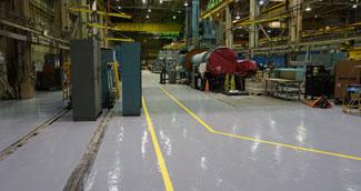 commercial epoxy flooring Rogers
